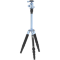 سه پایه عکاسی سی روی Sirui T-005X Aluminum Tripod with C-10S Ball Head (Blue)